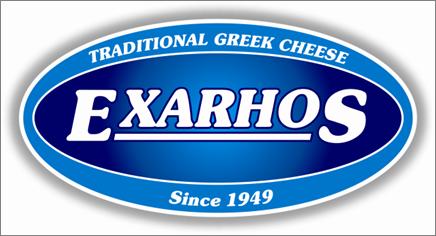 Παραδοσιακά Τυριά Ελασσόνας Έξαρχος Logo