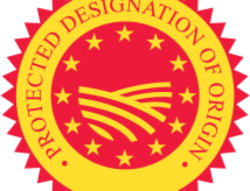 Protected Designation of Origin – PDO